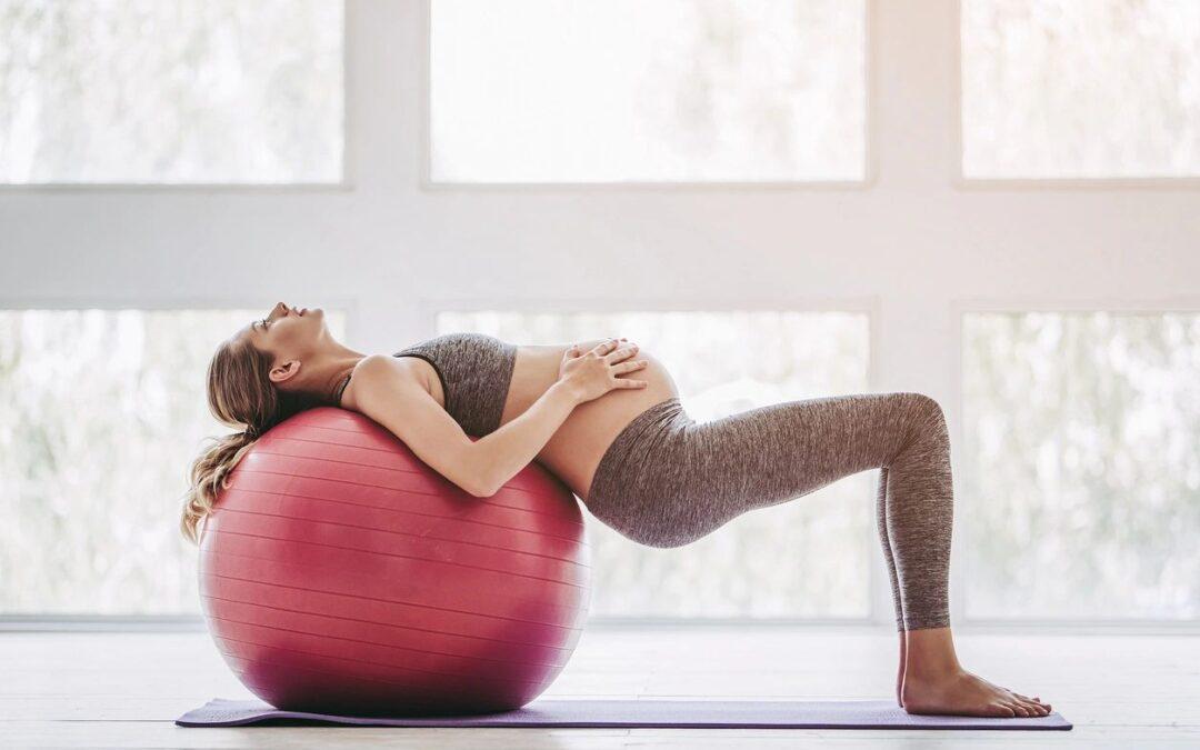 L'exercice chez les femmes enceintes